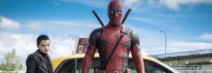 Deadpool y Negasonic Teenage Warhead en en 'Deadpool'