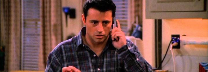 Matt leBlanc en 'Friends'