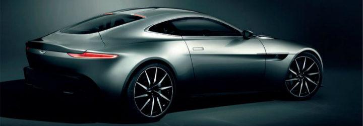 Aston Martin de 'Spectre'