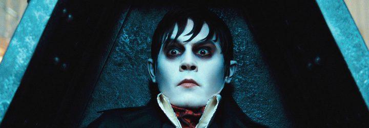 Johnny Depp Sombras tenebrosas
