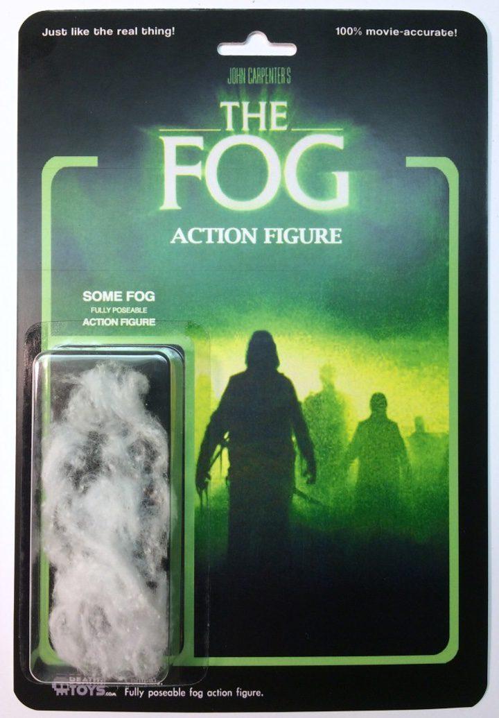 Merchandising de 'La niebla'