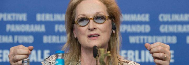 Meryl Streep en la Berlinale