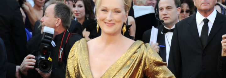 Meryl Streep en los Oscar 2015
