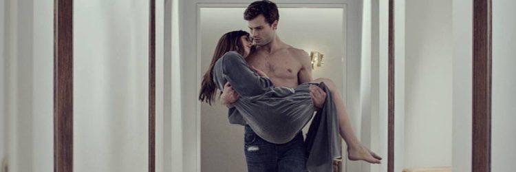 Fotograma de la película 'Cincuenta sombras de Grey'