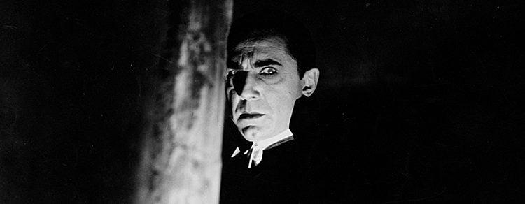 Bela Lugosi en 'Drácula'