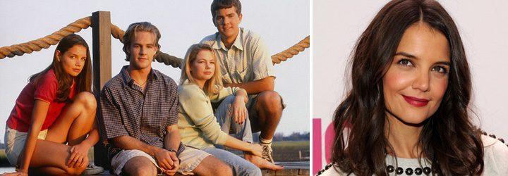 Katie Holmes en 'Dawson crece'