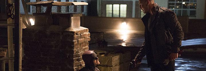 Frank Castle complicará las cosas a Daredevil