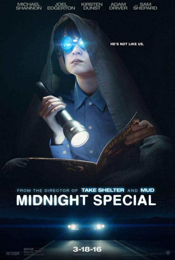 Póster 'Midnight Special'