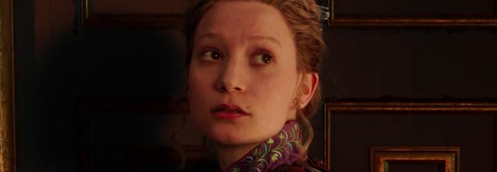 Mia Wasikowska en 'Alicia a través del espejo'