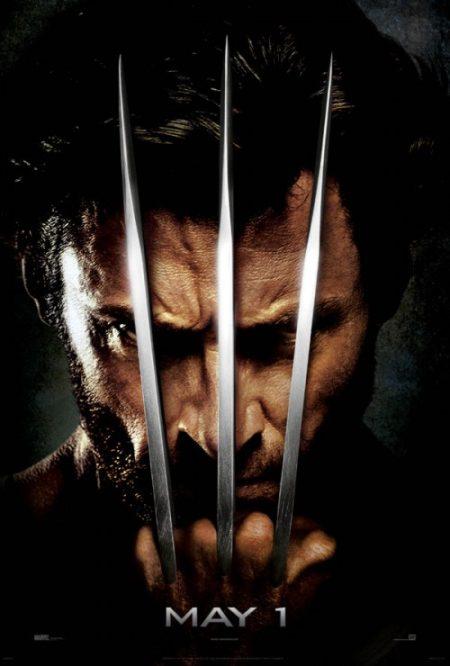 Póster oficial de 'X-Men origins: Wolverine'