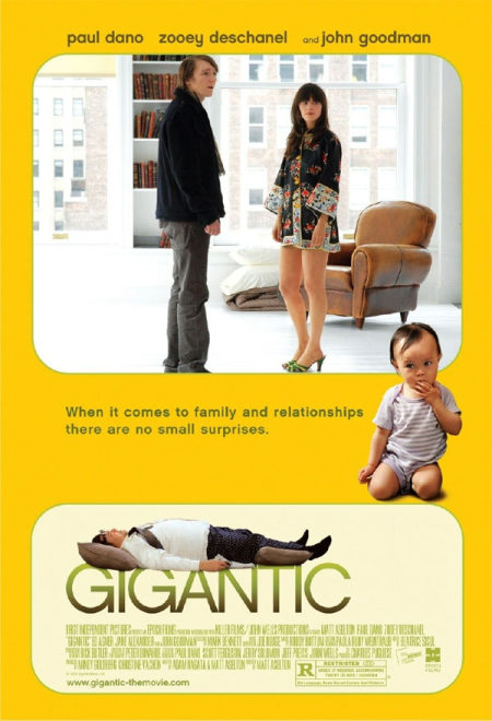 'Gigantic', nueva película de Paul Dano