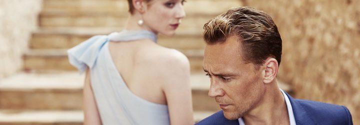 Tom Hiddleston en 'El Infiltrado'