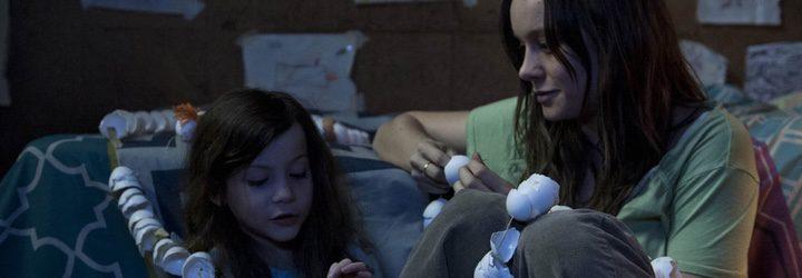 Brie es la actriz que lleva el peso del film junto al joven Jacob Tremblay