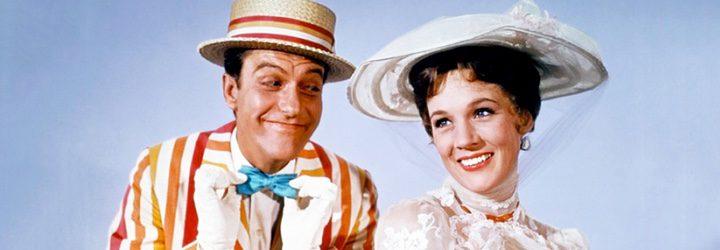 Julie Andrews alcanzó fama y popularidad gracias al clásico de Disney