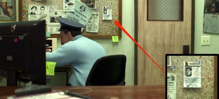 En la comisaría de 'Big Hero 6' aparece una fotografía del malvado Hans de 'Frozen'