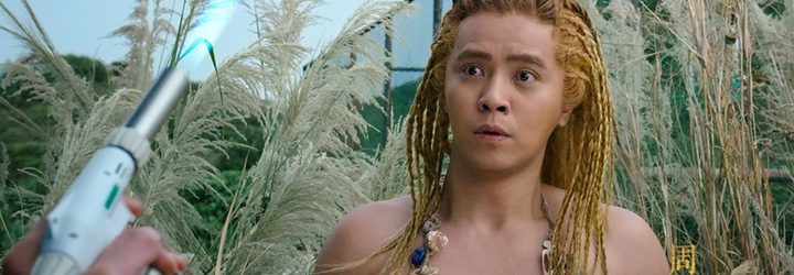 escena de 'The Mermaid'  que interpreta Show Luo