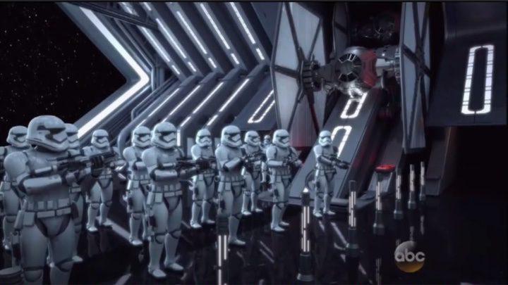 Parque temático de 'Star Wars'