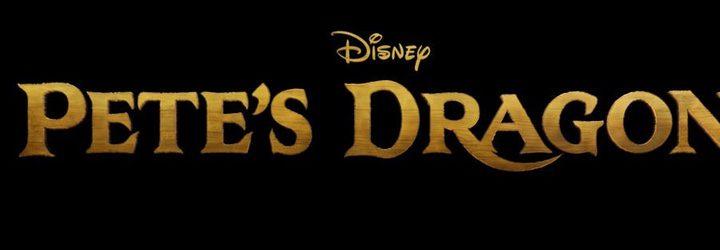 Cartel del teaser de 'Pete's Dragon'