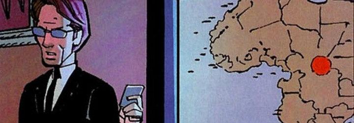 Everett Ross - Marvel