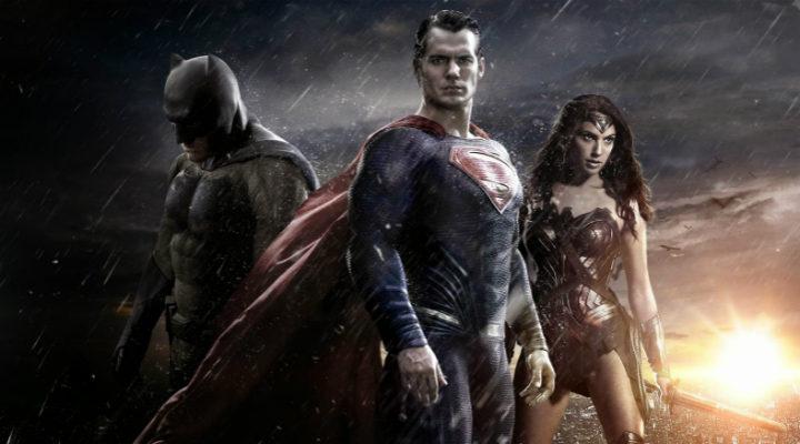 Protagonistas de 'Batman v Superman: El amanecer de la justicia'