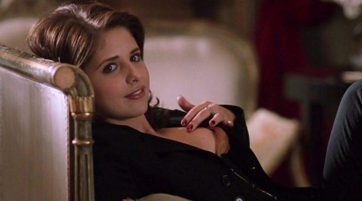 Sarah Michelle Gellar en 'Crueles Intenciones'