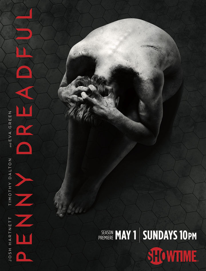 Póster 'Penny Dreadful' Temporada 3