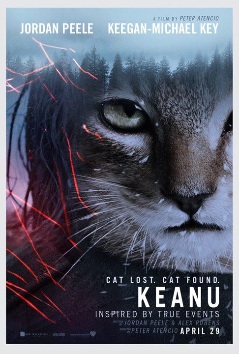 Keanu en el cártel de 'El Renacido'