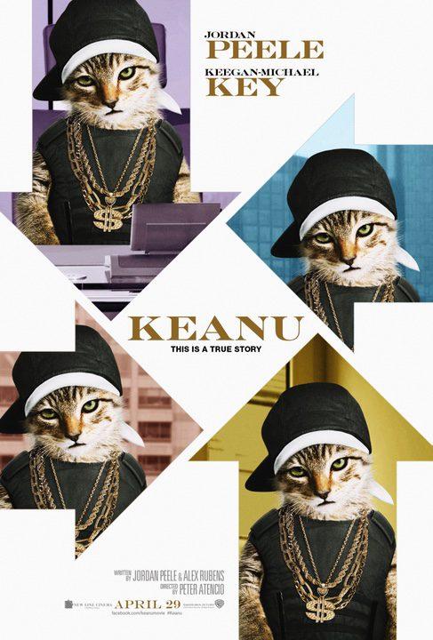 Keanu en el cártel de 'La gran apuesta'