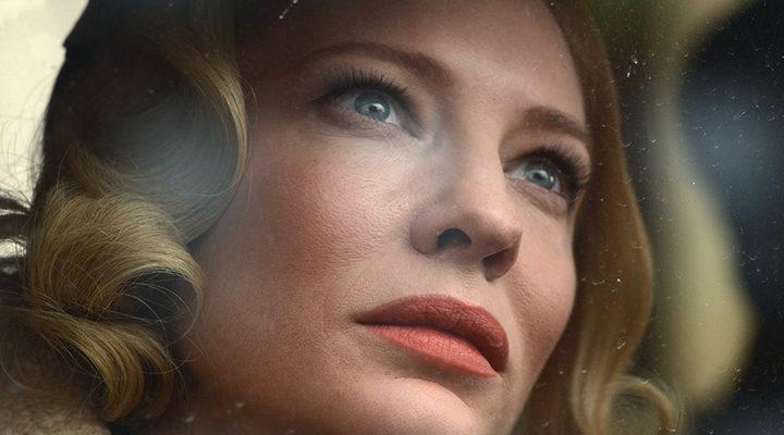Cate Blanchett como Carol