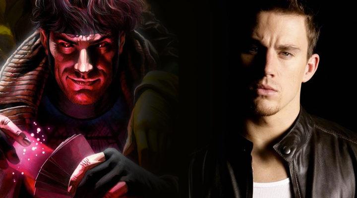 Channing Tatum interpretará a Gambito en la nueva película de Marvel