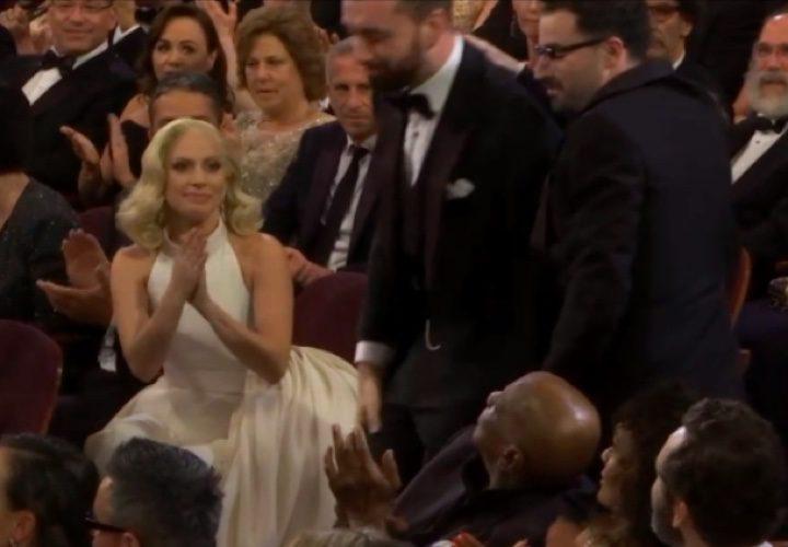 Lady Gaga aplaude a Sam Smith