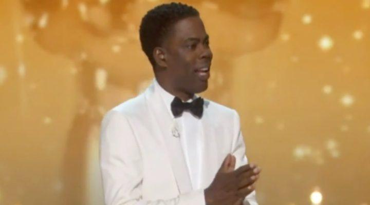Chris Rock Oscar 1