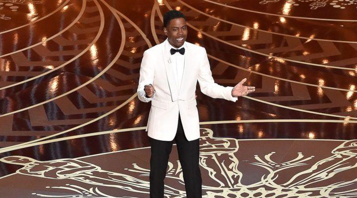 Chris Rock Oscar 2