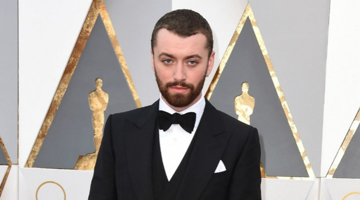 Sam Smith en los Oscar 2016