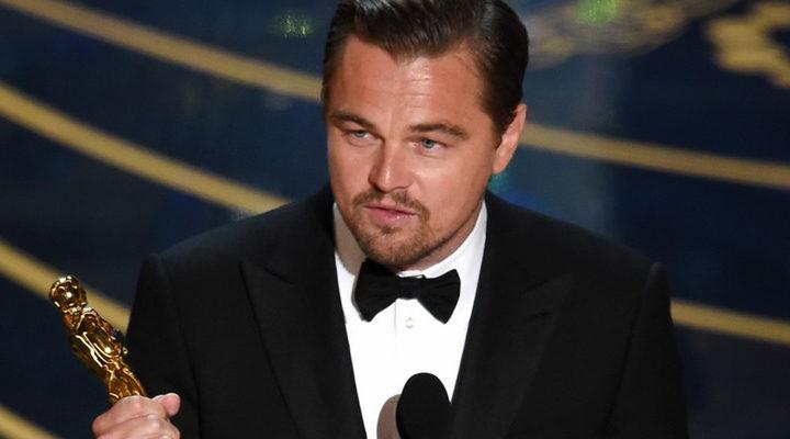 Leonardo DiCaprio ya tiene su Oscar