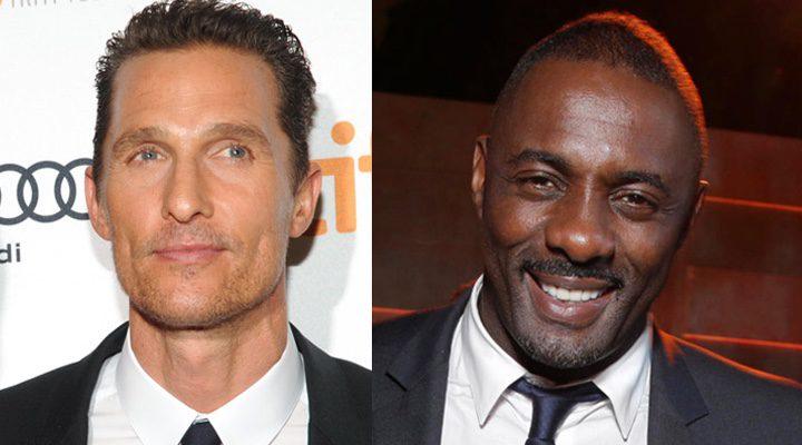 Tras meses de reumores McConaughey y Elba protagonizarán 'La torre oscura'