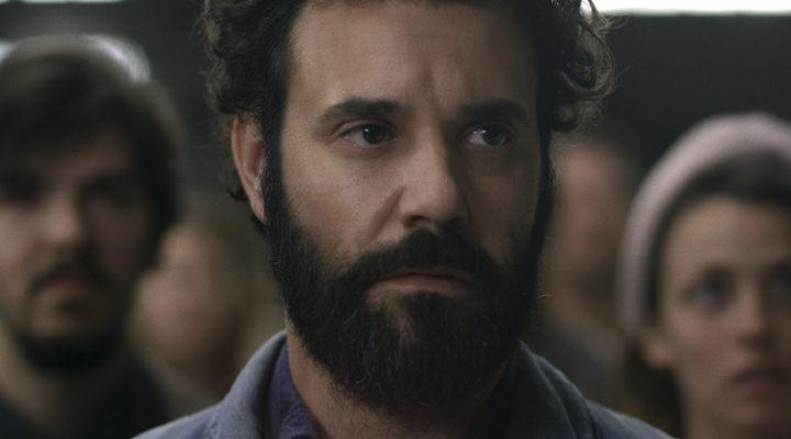 Miquel Fernández en 'Vulcania'