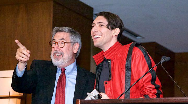 Max y John Landis, un padre e hijo de cine
