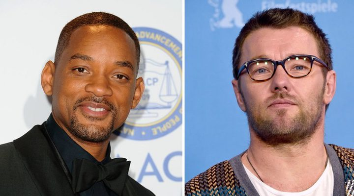 Will smith y Joel Edgerton, confirmados para la nueva película 'Bright'