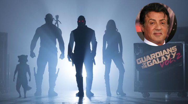 Sylvester Stallone 'Guardianes de la Galaxia Vol.2'