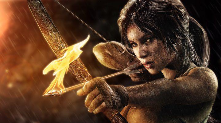 Videojuego de Tomb Raider de 2013