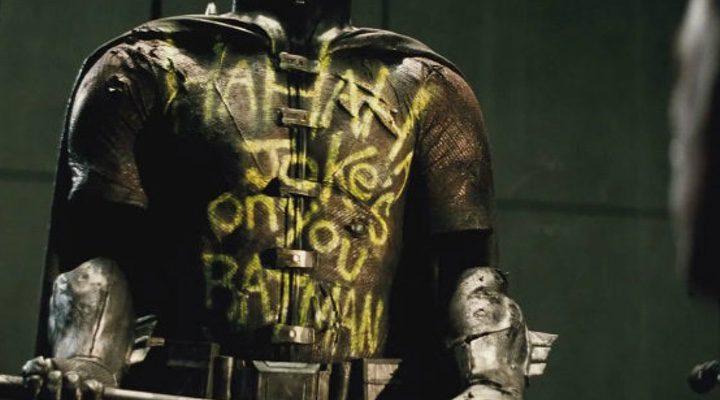 traje de robin en 'Batman V Superman: El amanecer de la Justicia'
