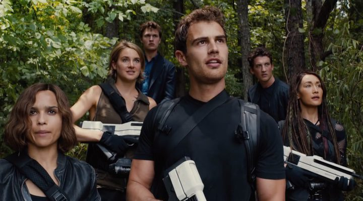 'La serie Divergente: Leal'