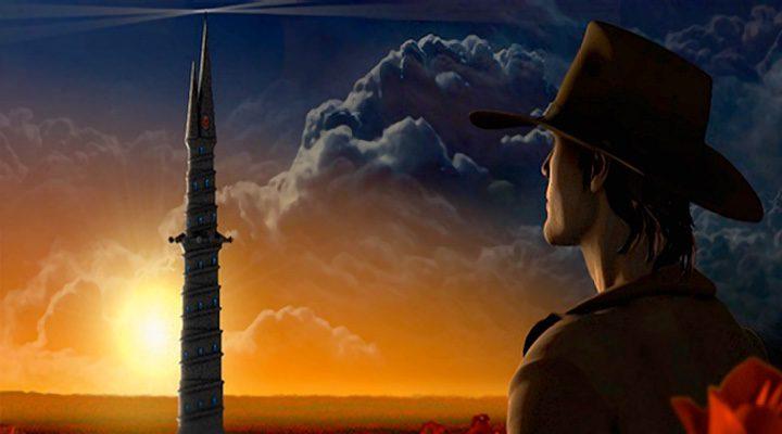 una imagen del libro de Sthepen King La Torre Oscura