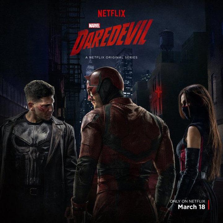 Daredevil segunda temporada