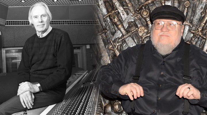 George Martin y George R.R Martin