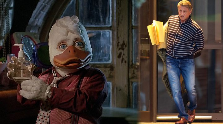 Howard the Duck, Sylvester Stallone