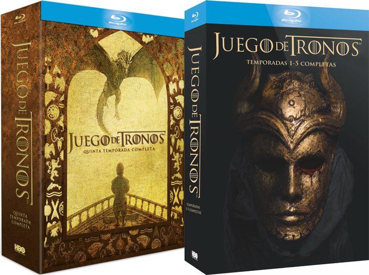 Juego de Tronos\': Extras de la quinta temporada en Blu-Ray y DVD ...