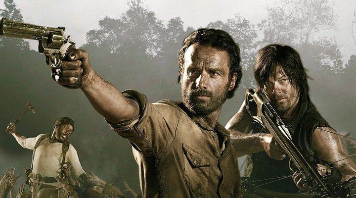 Sexta temporada 'The Walking Dead'
