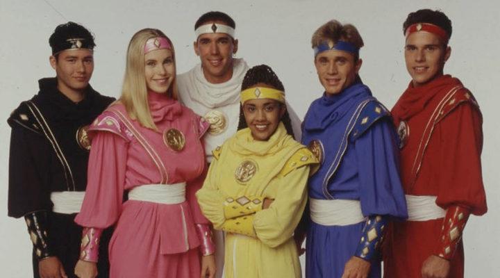 'Mighty Morphin Power Rangers'